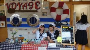 文化祭(高3喫茶)